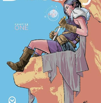 The Pastel Space Opera (She Said Destroy #1 Review)