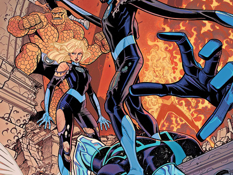 The Power of Yes, And (Fantastic Four #18 Review)