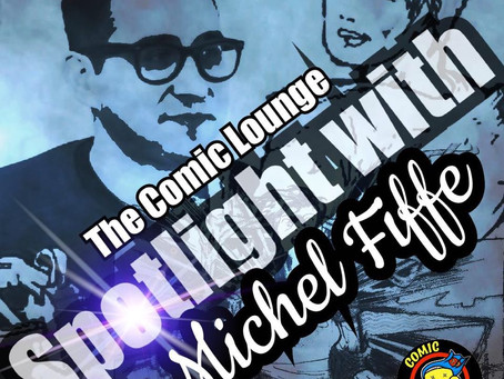 Lightning Round  with Michel Fiffe