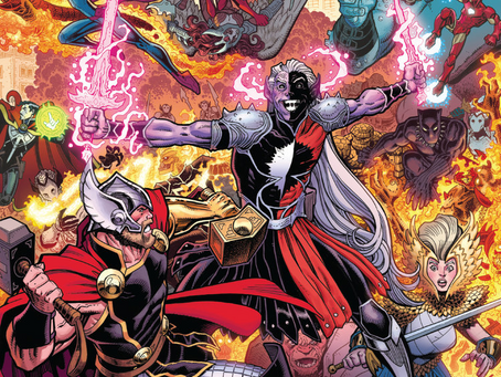 War of the Realms #1 (Review) The War Is Here