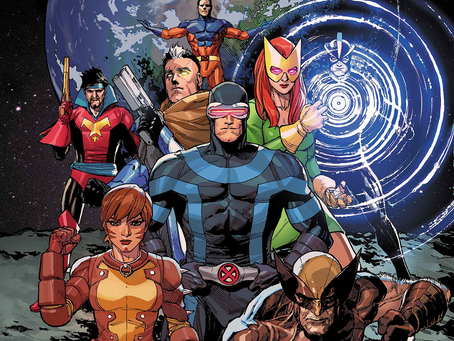 It's The Dawn of A New Age (X-Men #1 Review)