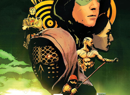 Green Arrow: War of the Clans (The Best of New52)