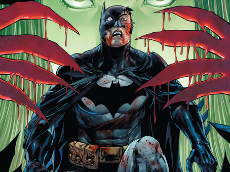 All Part of the Master Design (Batman #87 Review)