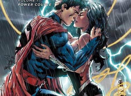 Superman & Wonder Woman, Sitting In A Tree (Superman/Wonder Woman: Power Couple Review)