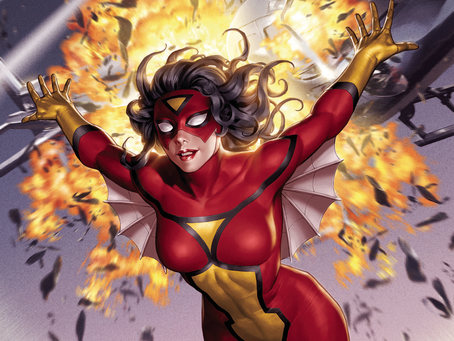 Spider-Woman: Total Badass  (Spider-Woman #1 Review)
