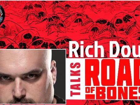 Rich Douek Talks Road of Bones