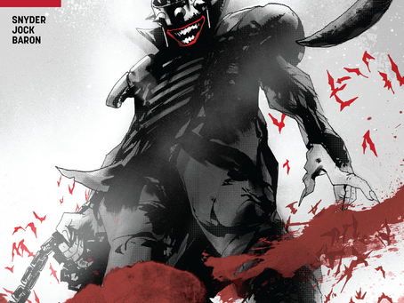 The Batman Who Laughs #5 (Review): Who Will Have The Last Laugh?