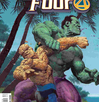 Some Things Just Tryna Smash (Fantastic Four #12 Review)