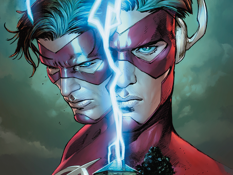 Heroes In Crisis #9 (Review): Is This What Wally Deserves?
