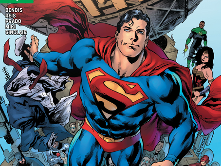 Superman, Reporter at the Daily Planet (Superman #19 Review)