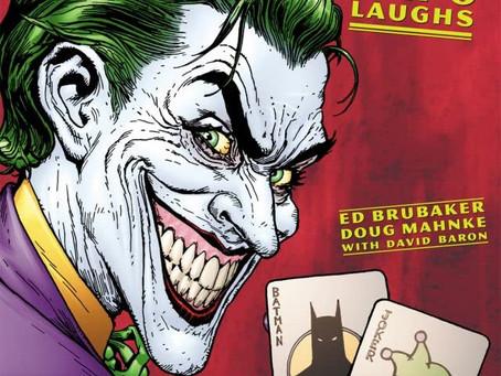 Batman: The Man Who Laughs (Review)