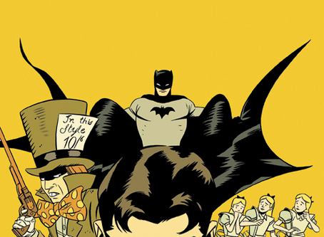 Robin: Year One (Review)