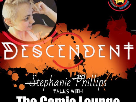 Stephanie Phillips: Talks Descendent and More