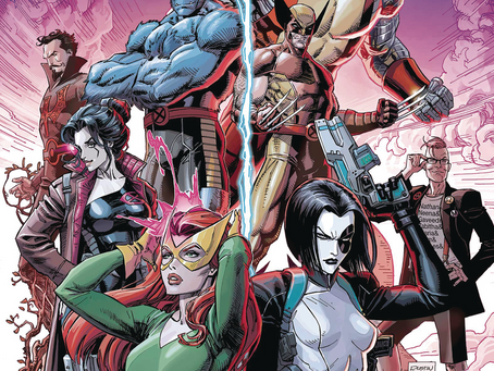 Trouble In Paradise (X-Force #1 Review)
