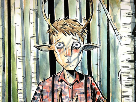 Plato's Allegory of the Cave and Lemire's Sweet Tooth