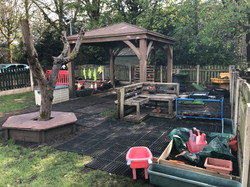 Pre-School Garden