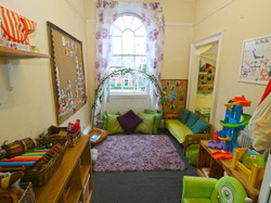 Pre-School - Reading Room