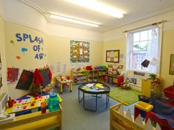 Pre-School - Art Room
