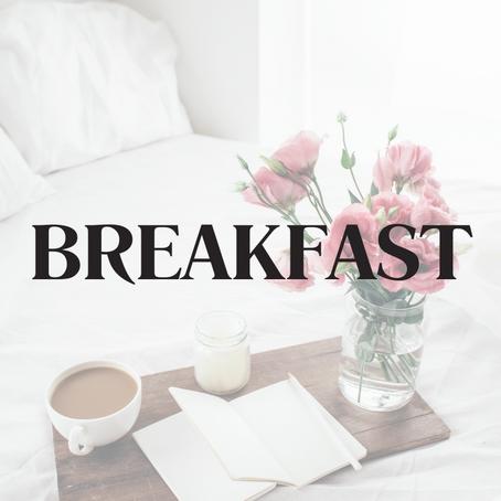Breakfast // Erotica