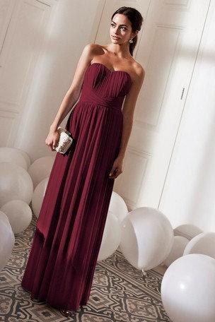 Rochie - Bandeau Maxi Dress