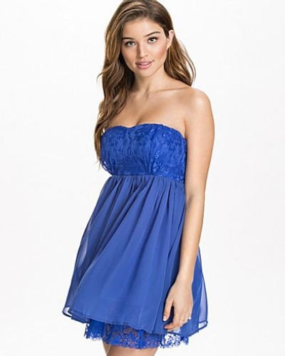 Rochie babydoll albastra