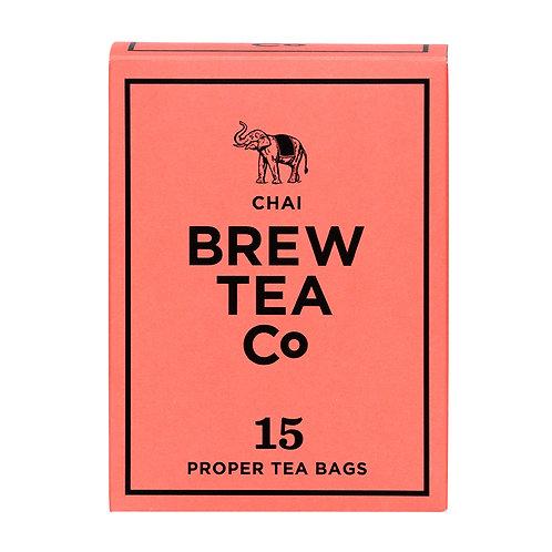 印度香料茶(茶包)15入