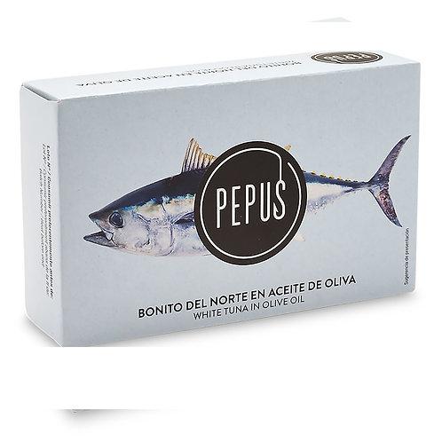 西班牙油漬鮪魚111g