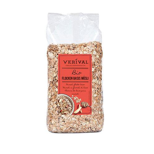 有機多種穀物亞麻籽燕麥片 500g