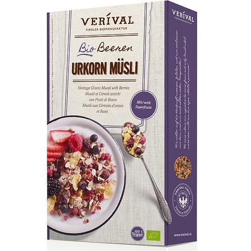 有機野生莓果穀物麥片 325g