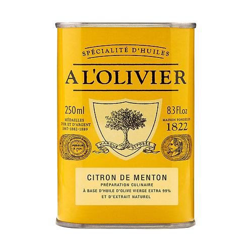 新鮮黃檸檬特級初榨橄欖油 250ml