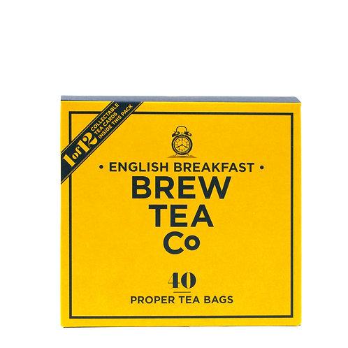 經典英國早餐茶(茶包) 40入