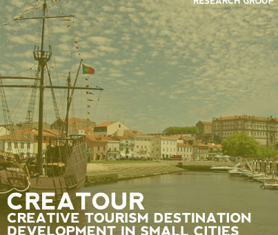 Creatour - Creative Tourism Destination Development in Small Cities and Rural Areas