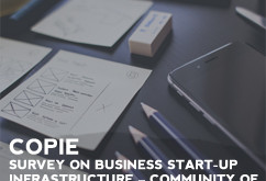 COPIE | Survey on Business Start-up Infrastructure – Community of Practice on Inclusive Entrepreneur