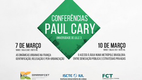 Two conferences with Paul Cary