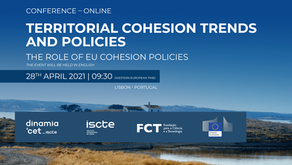 online conference on EU cohesion policies