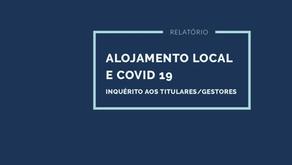 Relatório alojamento local