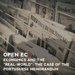 "OpenEc - Economics and the ""real-world"": the case of the Portuguese Memorandum"
