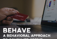 BEHAVE | A behavioral approach to consumer credit decision-making