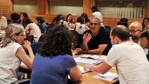 Workshop on innovation and co-creation in the cultural and creative activities
