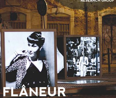 Flâneur – New Urban Perspectives