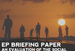 EP BRIEFING PAPER | An evaluation of the social and employment aspects and challenges in Portugal