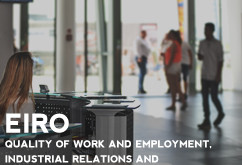 EIRO Observatory 2014-2015 - Provision of scheduled and on-request reporting services – Network of C