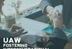 UAW – Fostering Intergenerational Entrepreneuship