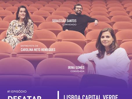 """Novo podcast """"Desatar o nó"""" com estreia na nei2020"""