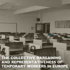 The collective bargaining and representativeness of temporary workers in Europe