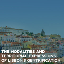 The modalities and territorial expressions of Lisbon's gentrification
