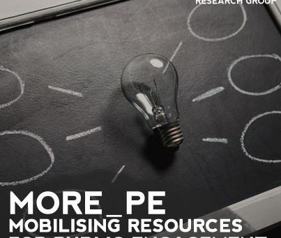 MORE_PE – MORE Public Engagement