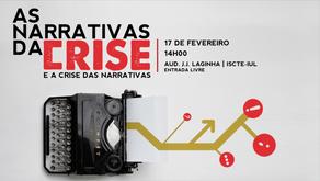 Seminar | As Narrativas da Crise