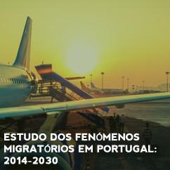 Estudo dos Fenómenos Migratórios em Portugal: 2014-2030