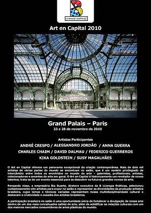Grand Palais - art en capital